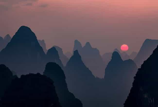 Chine Guangxi
