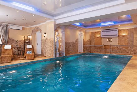 Les meilleurs hôtels spa de France